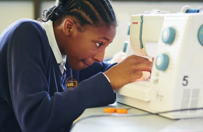 Sew What? – Bringing Textiles Lessons into the 21st Century