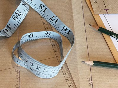 Pattern Cutting course image