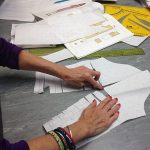 Textiles Skills Academy Pattern drafting course
