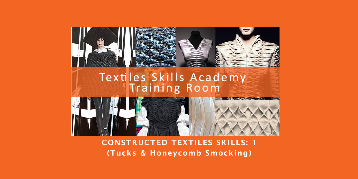 Constructed Textiles Skills online course