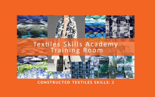 Constructed Textiles Skills: 2 Course image