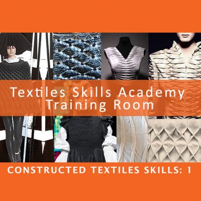 Comstructed Textiles Course Image