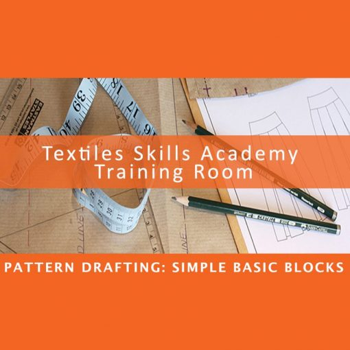 Pattern Cutting Online course