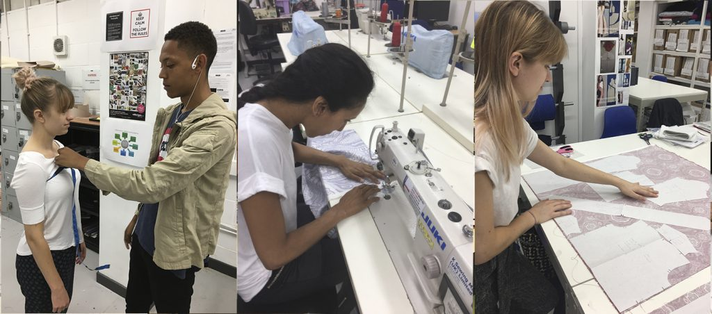 Garment making