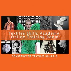 Inspirational textiles online course image