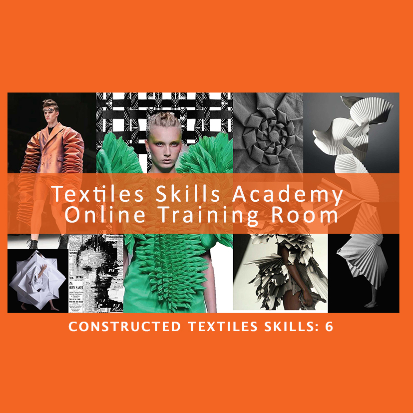 Inspirational textiles online course image