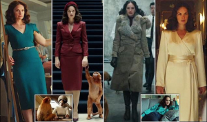 His Dark Materials Costumes for Mrs Coulter